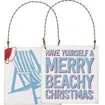 Merry Beachy Christmas