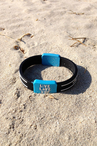 Live Love SUP Wristband