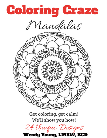 Coloring Craze: Mandalas to Calm You