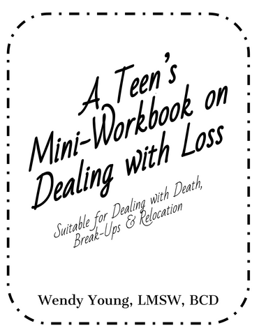 Teen Mini-Workbook on Loss