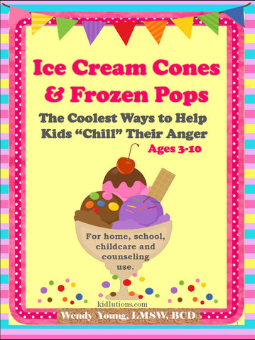 Ice Cream Cones and Frozen Pops