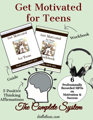 Get Motivated for Teens