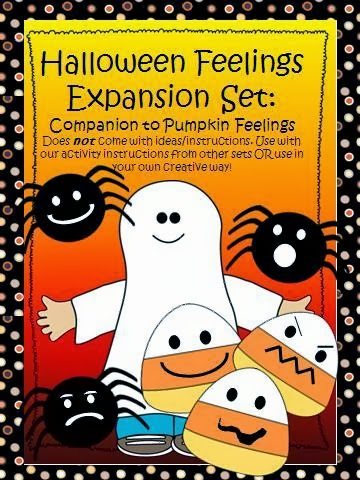 Halloween Feelings Expansion Set