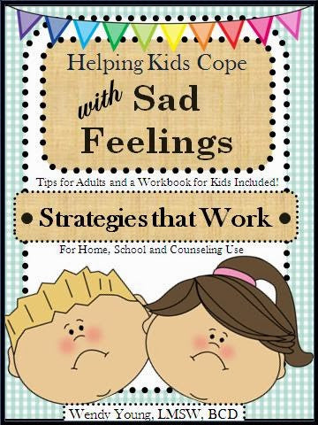 Helping Kids Deal with Sad Feelings