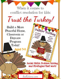 Talkin' Turkey: Conflict Resolution for Early Childhood