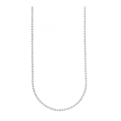 Waxing Poetic Baby Ball Chain, Sterling Silver