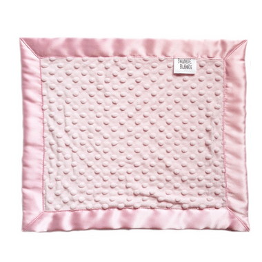 Swankie Blankie Minky Dot Security Blanket