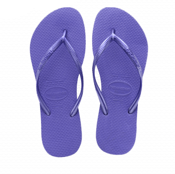 Havaianas Slim Flip Flop in Purple