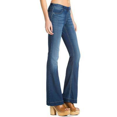 Cello Pull On Flare Jeans
