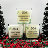 Southern Lights 504 Holiday Candle Collection