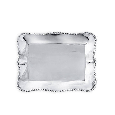 Beatriz Ball Giftables Pearl Denisse Rectangular Tray