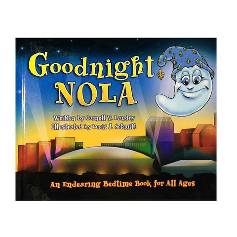 Goodnight NOLA Bedtime Book