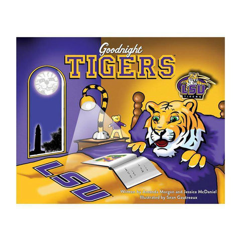 Goodnight Tigers Book