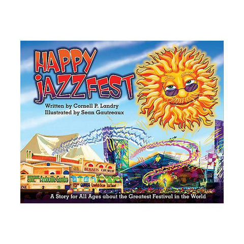 Happy Jazz Fest Book