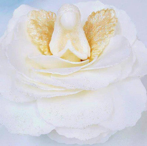 A'marie's Gloria Angel Flower Soap