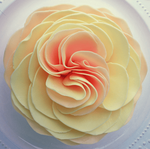 A'marie's Juliet's Dream Sunset Garden Rose Flower Soap