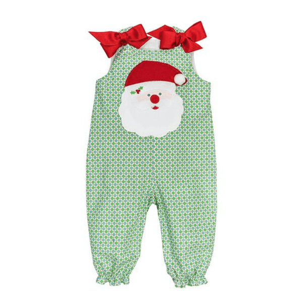 Bailey Boys Santa Collection Girls Knee Bubble Long