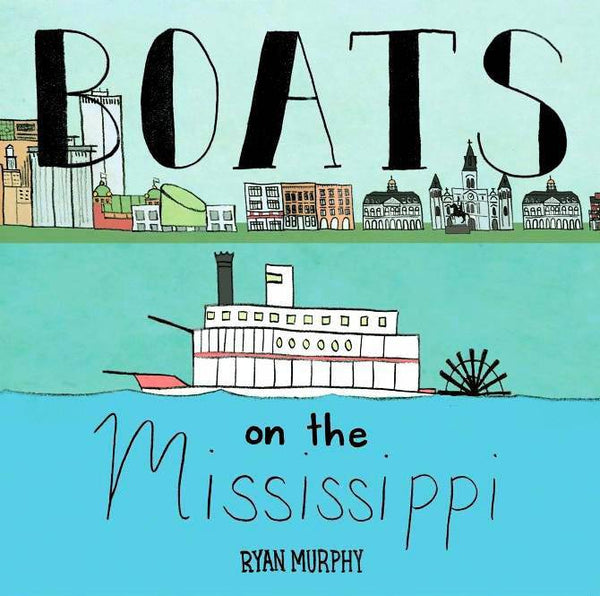 Boats on the Mississippi