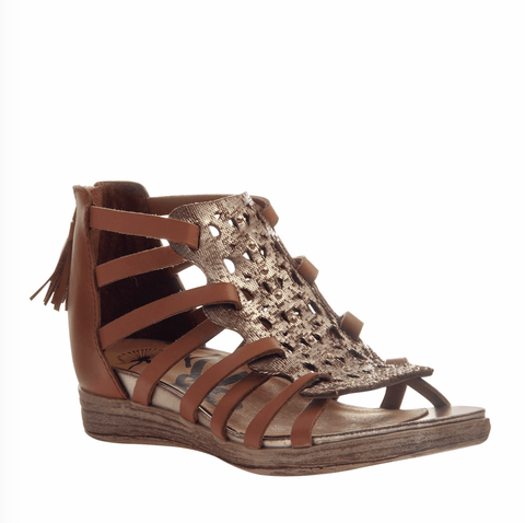 OTBT Bonitas Sandal in Gold