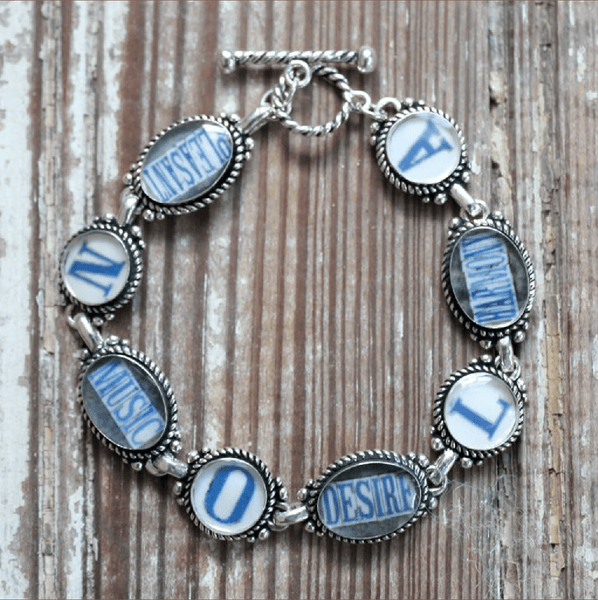 Heather Elizabeth NOLA Tile Bracelet