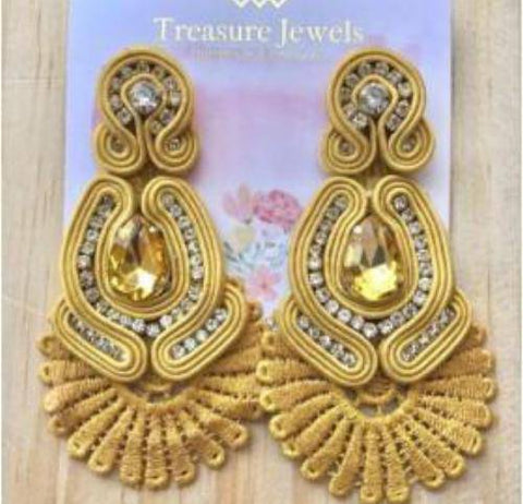 Treasure Jewels Sammy Earrings