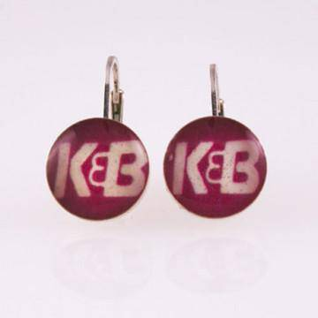 Heather Elizabeth K&B Lever Back Earring