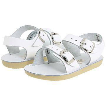Saltwater Sea Wee Sandal, Multiple Colors