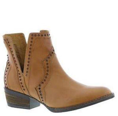 Very Volatile Brescia Bootie in Tan