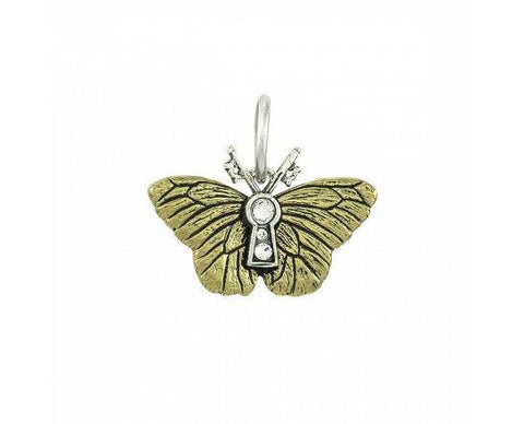 Waxing Poetic Rise Charm - Search Butterfly