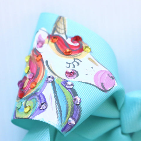 Two Sisters Unicorn Bow