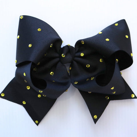 Swarovski Crystal Bows by Two Sisters