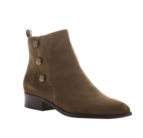 Nicole Shoes Jude Bootie in Otter