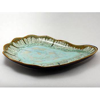 Alison Evans Oyster Series Plate, Large
