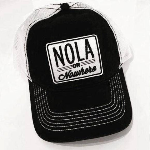 Sarah Ott Nola or Nowhere Hat