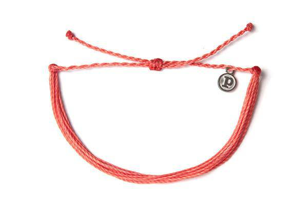 Pura Vida Solid Bracelet, Multiple Colors