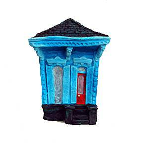 Tamar Taylor Small Single Shotgun House, Multiple Colors