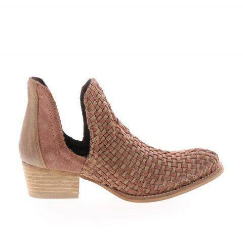 Very Volatile Veracruz Bootie in Tan
