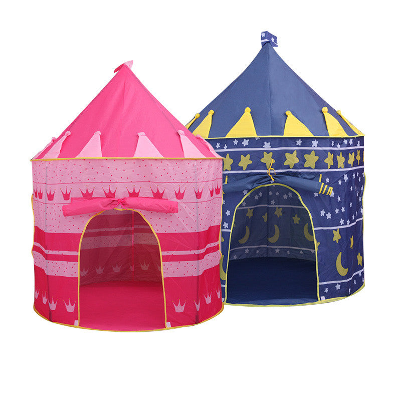 Children's Pop Up Play Tent Castle