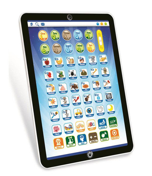 Interactive Children's Learning Tablet