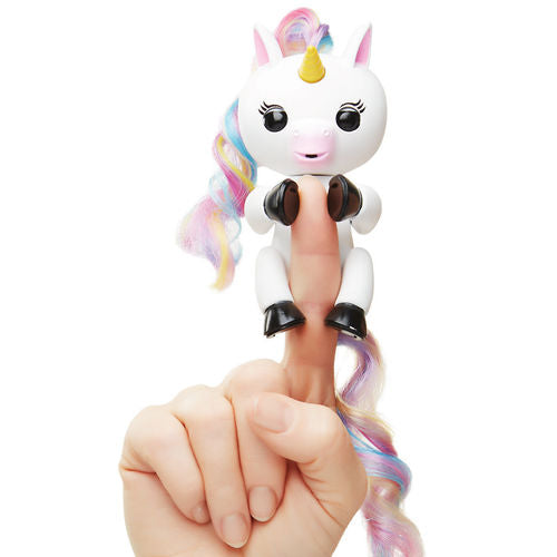 Interactive Finger Pet Unicorn