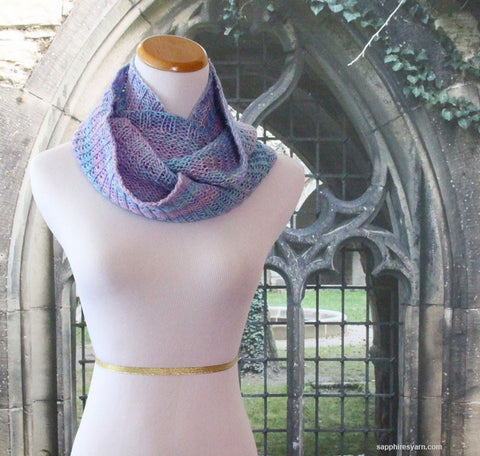 Cecily Cowl Pattern - Knit