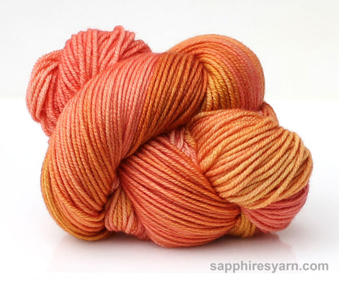 Coral Reef - Cushy Worsted