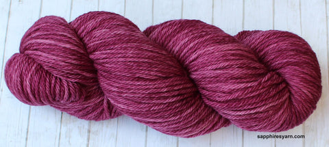 Cranberry - Rustic Worsted