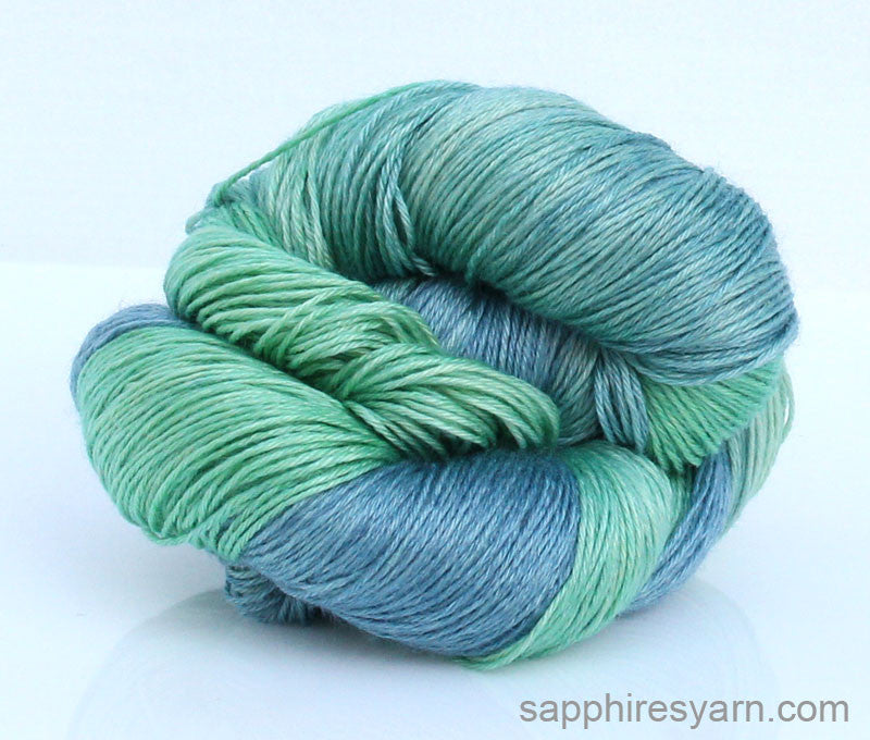 Earth and Sky - Creamy Wool