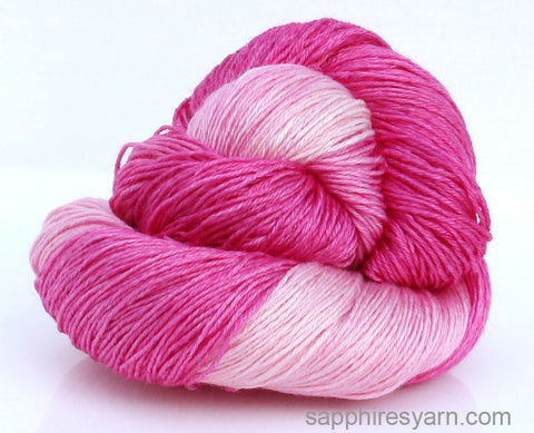 Electric Orchid - Creamy Wool