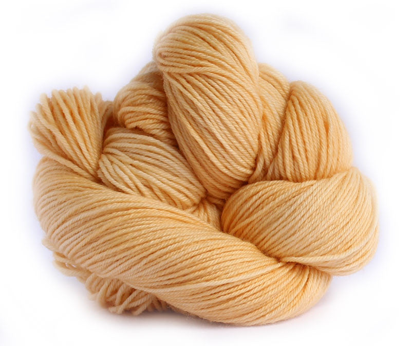 Gold Dust - Bouncy Sock Mini Skein