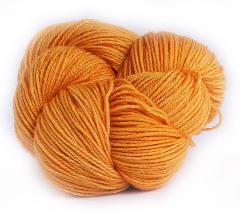 Goldfish - Bouncy Sock Mini Skein