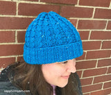 Little Cabled Hat Pattern - Knit