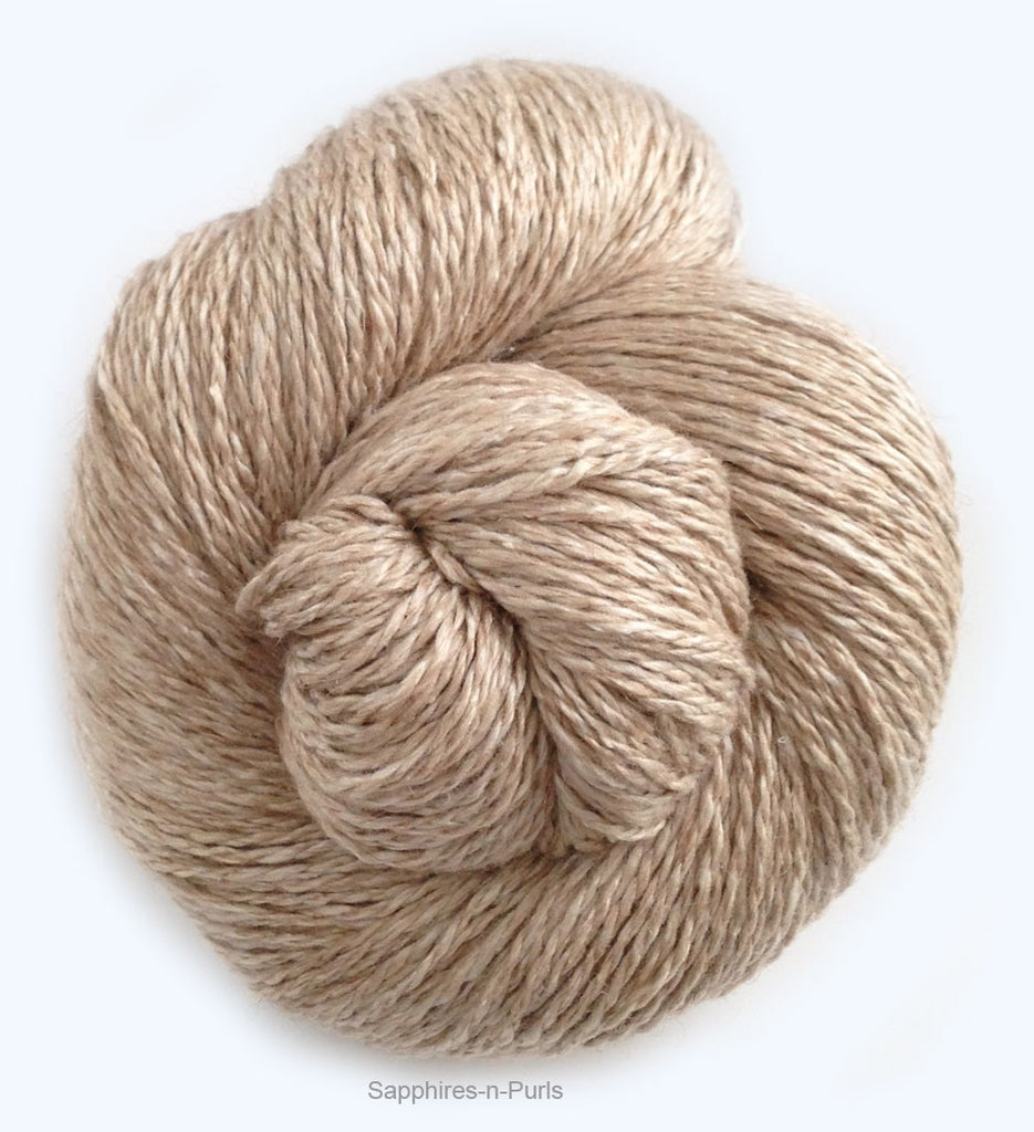 Natural - Silk Camel