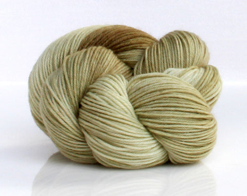 Oak Moss - Bouncy Sock Mini Skein